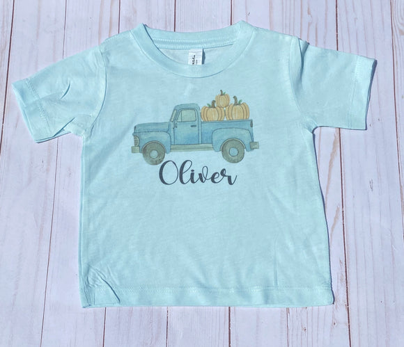 Toddler Fall Shirt