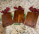 Seasonal Cutting Boards