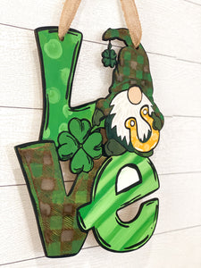 St. Patrick Day Gnome