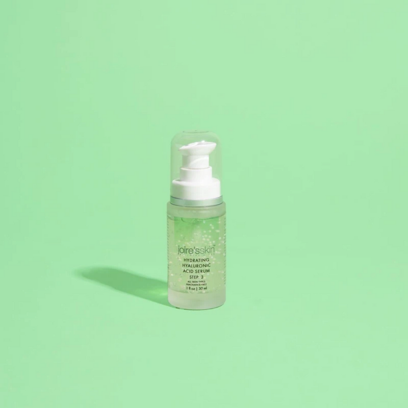 Hydrating Hylauronic Acid Serum - Step 3