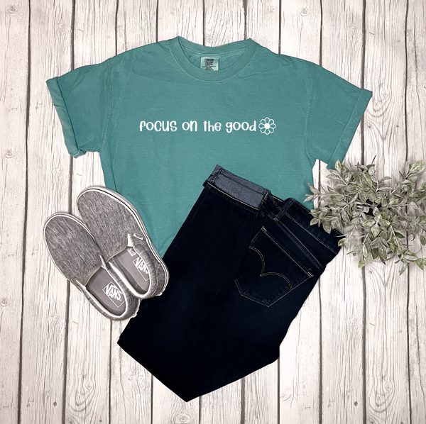 Focus on the Good Tee