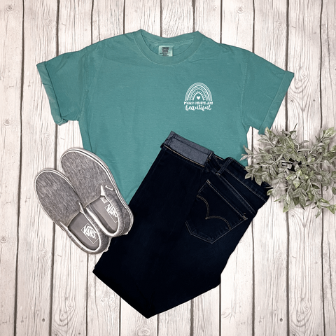 Make Every Day Beautiful Tee
