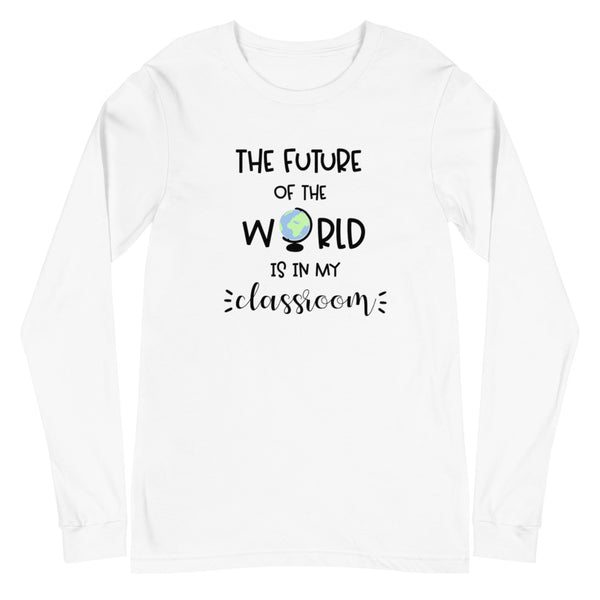 Future of the World Long Sleeve Tee