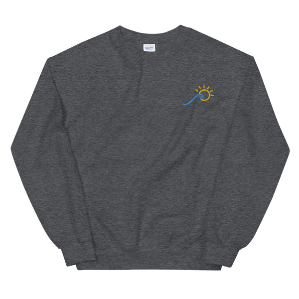 Beachy Crewneck