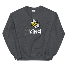 Load image into Gallery viewer, Bee Kind Crewneck