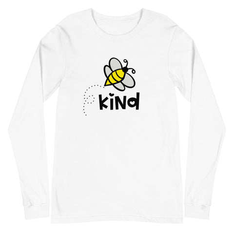 Bee Kind Long Sleeve Tee