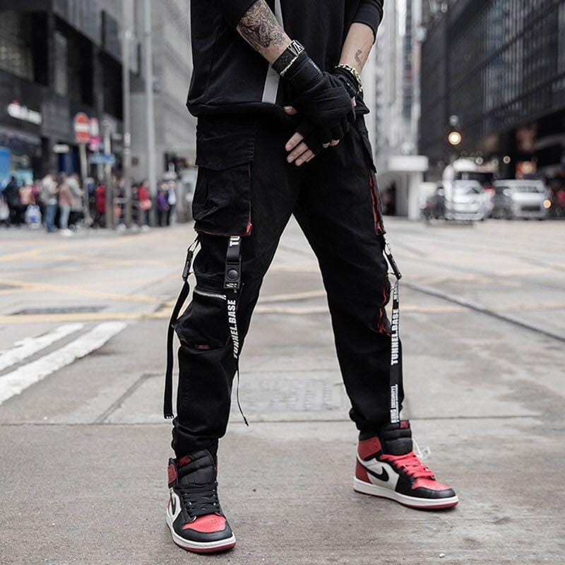 Jukana Men's Streetwear Pants