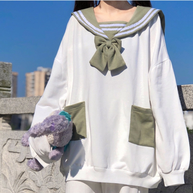 Usawa Cute Kawaii Plus Cosplay Ladies Sweatshirt