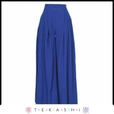 Tekashi Japanese Streetwear Blue / L Zuma Ladies Pants by Tekashi Japanese Streetwear