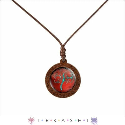 Tekashi Japanese Streetwear Brimstone Furata Ladies Necklace by Tekashi Japanese Streetwear