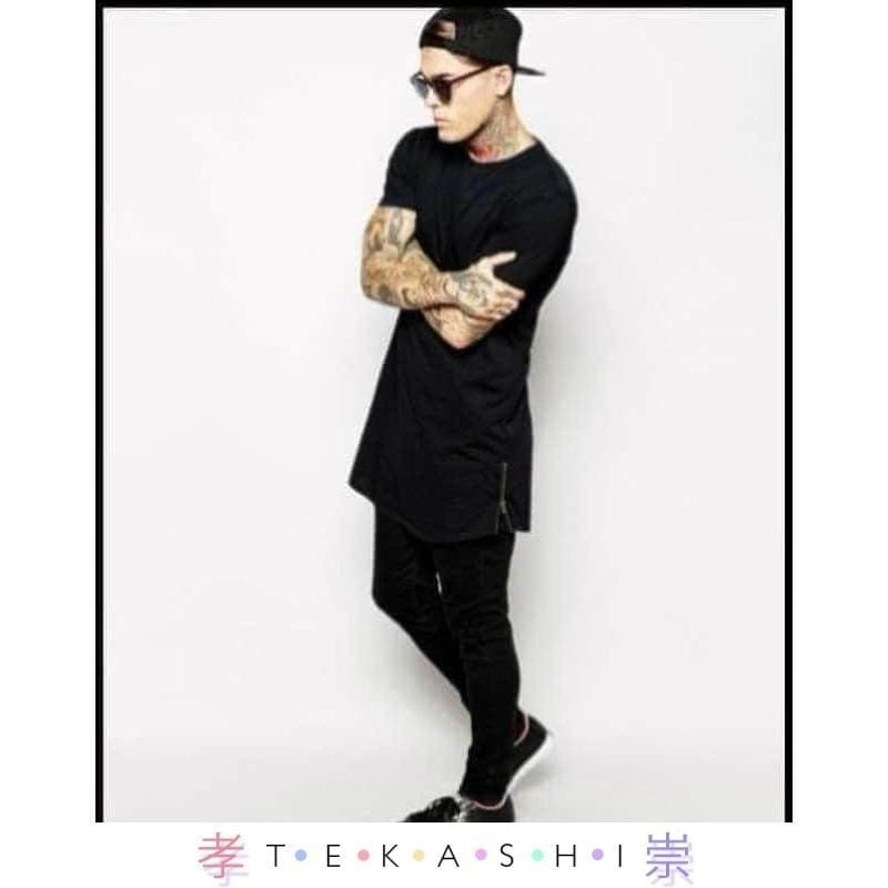 Kwanshi Men's T-Shirt by Tekashi Japanese Streetwear