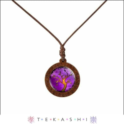 Tekashi Japanese Streetwear Midnight Furata Ladies Necklace by Tekashi Japanese Streetwear