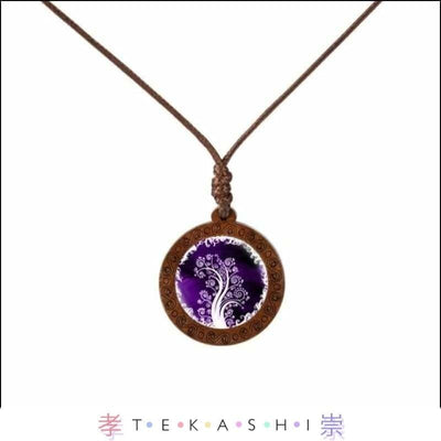 Tekashi Japanese Streetwear Twilight Furata Ladies Necklace by Tekashi Japanese Streetwear