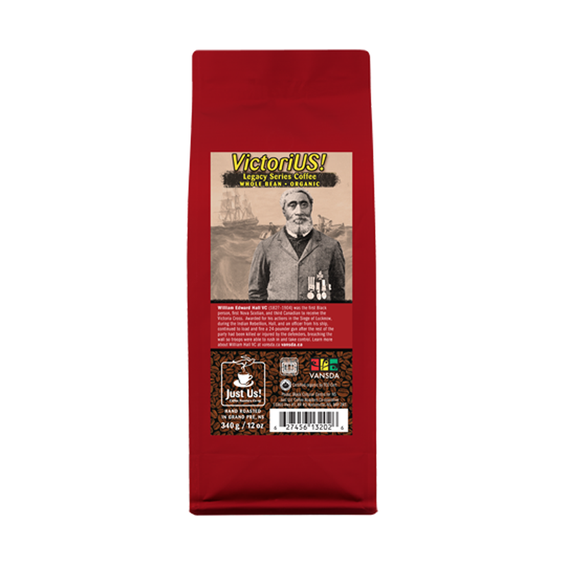 Just Us! Legacy Series - VictoriUS! Coffee 12 Oz. 😀😀😀 | Ethical Swag Pack