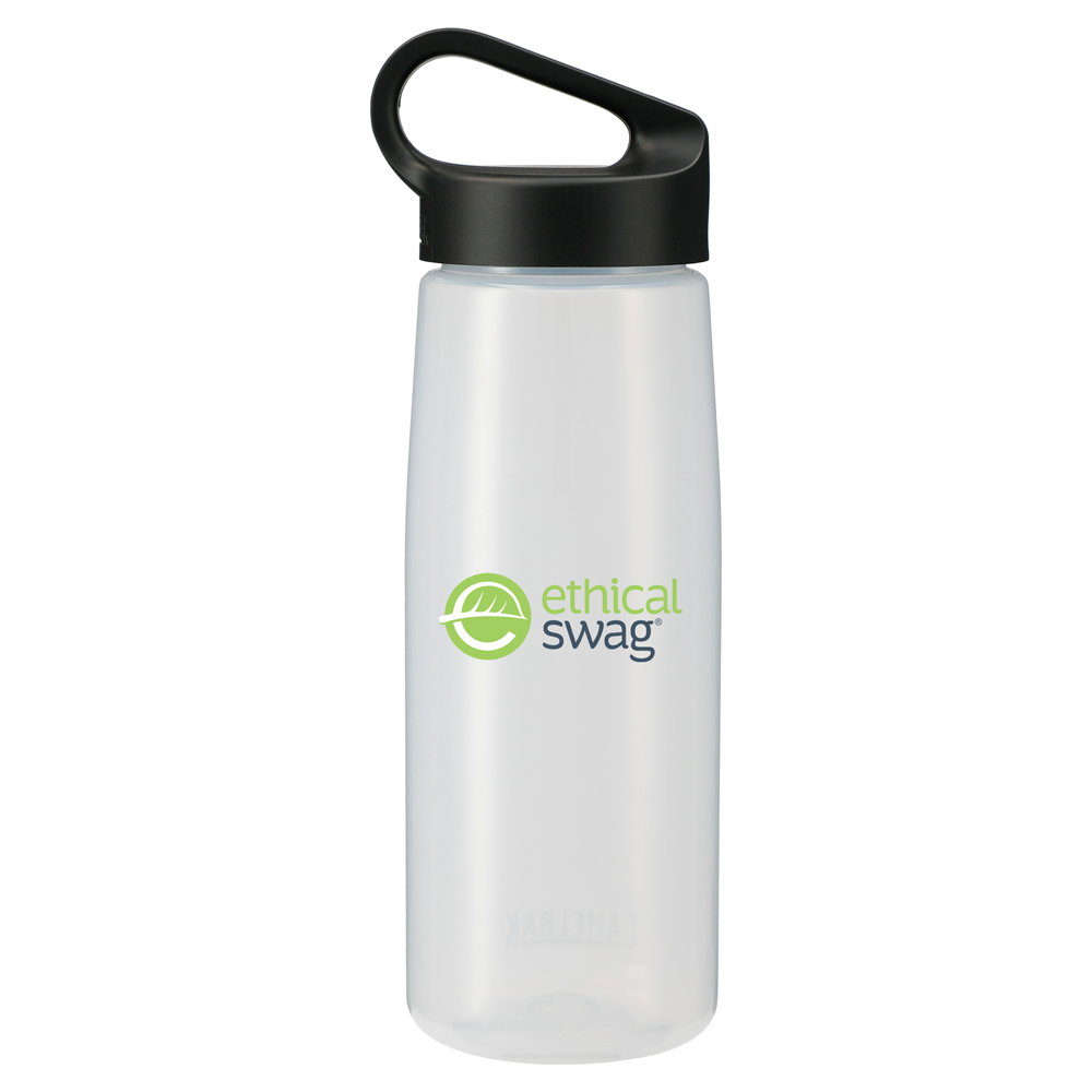 Skid Proof Cork Insulated Bottle 20 Oz. 😀 with Ethical Swag's logo imprint. Ethical Swag: your source for eco friendly promotional items.