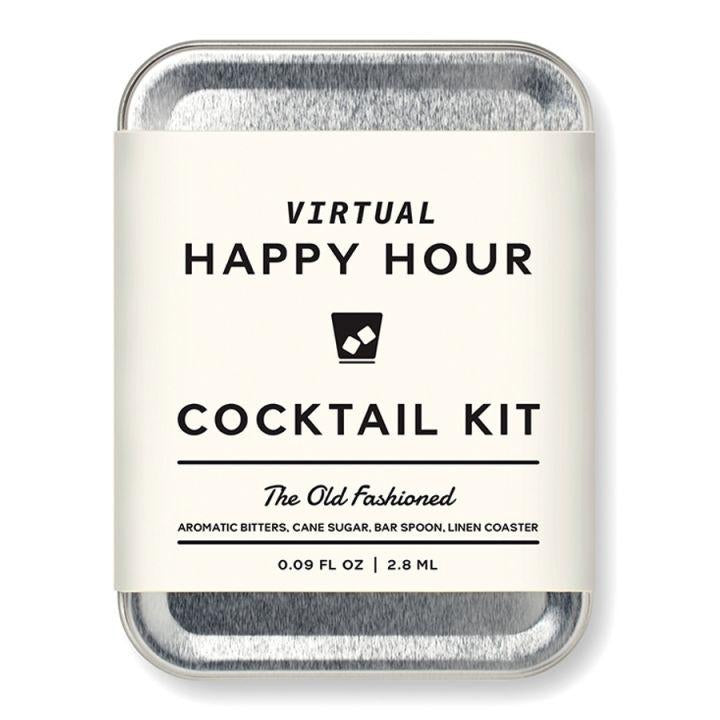 Virtual Happy Hour Old Fashioned Cocktail Kit 😀 | Ethical Swag Pack