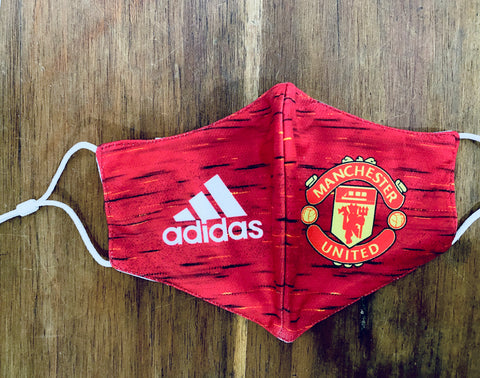 Manchester United Re-Usable Mask