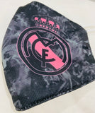 Real Madrid Re-Usable Masks - Premium Quality