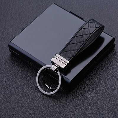 UNIQ High-Grade  Key Chain - Cow Leather
