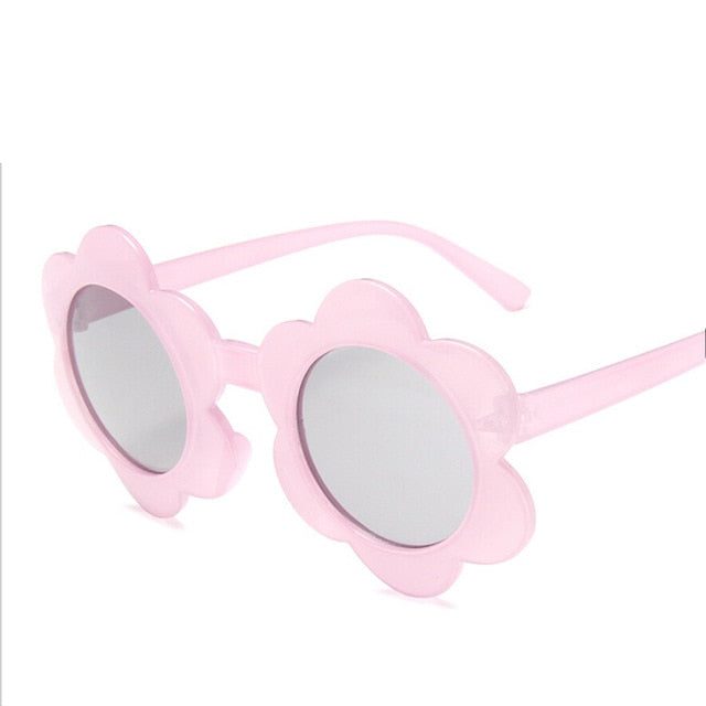 Flower shape Sunglasses