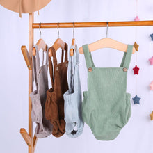 Load image into Gallery viewer, Baby jumpsuit in several colors
