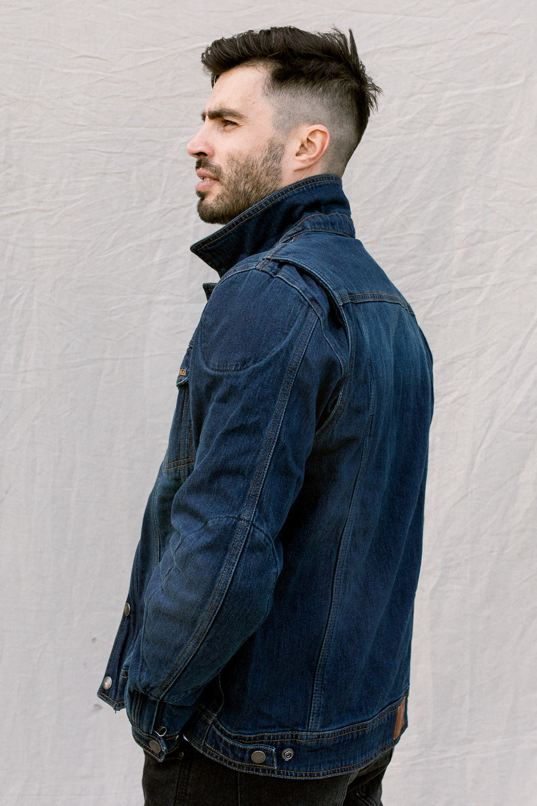 Florida Washed Blue Jeans Jacket - Dyneema®