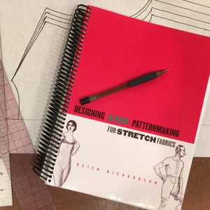 Book Review #2 - Designing and Patternmaking for Stretch Fabrics