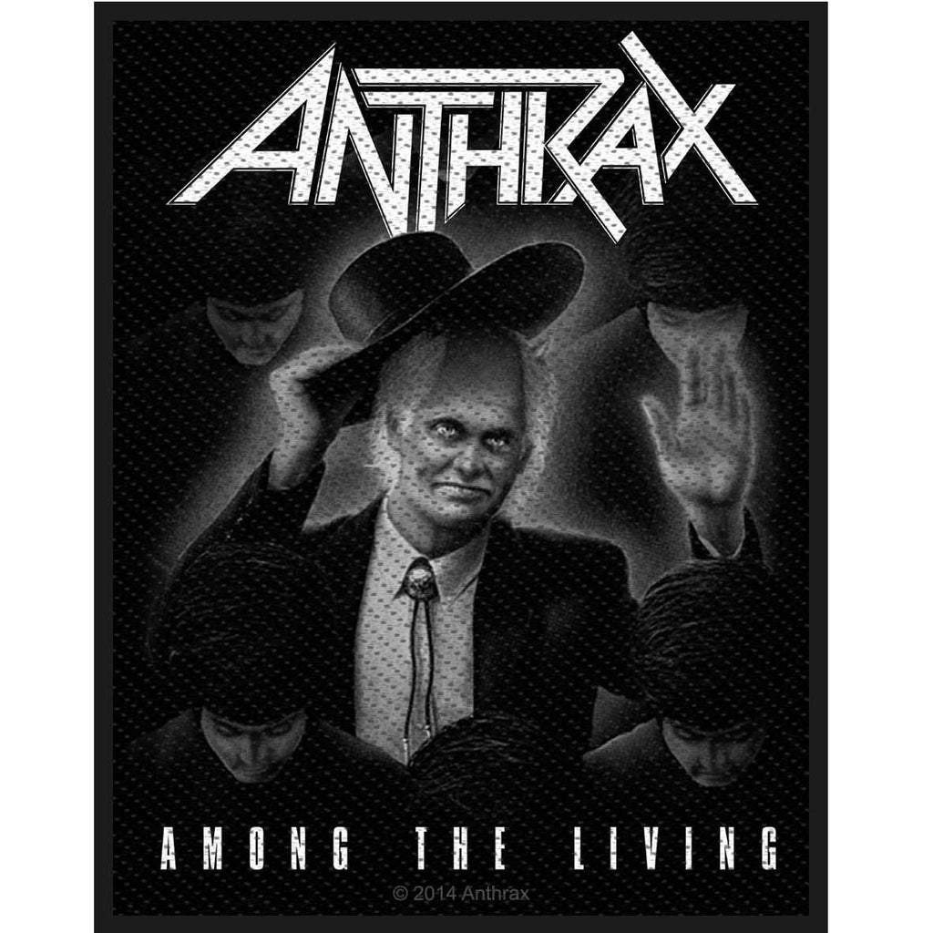 Anthrax - Among the living hihamerkki - Hoopee.fi