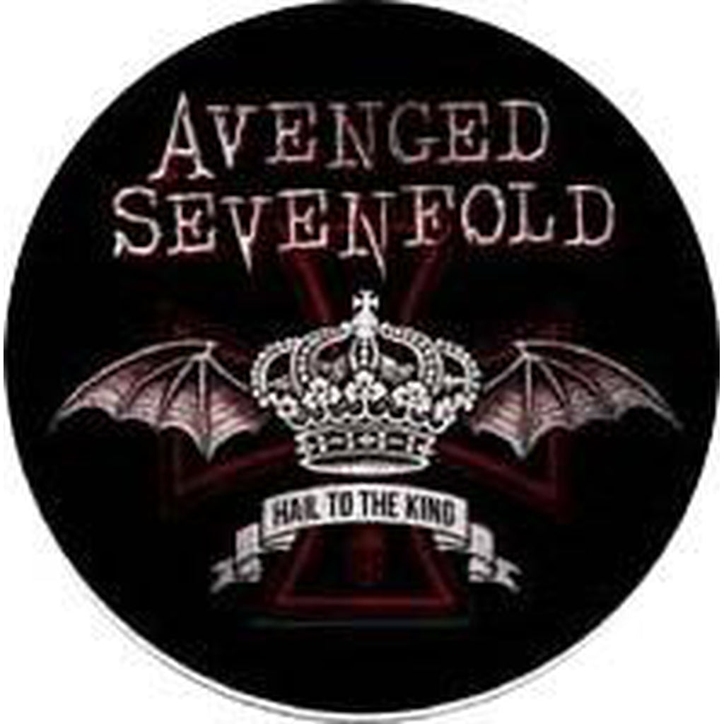 Avenged Sevenfold - Red crown selkämerkki - Hoopee.fi