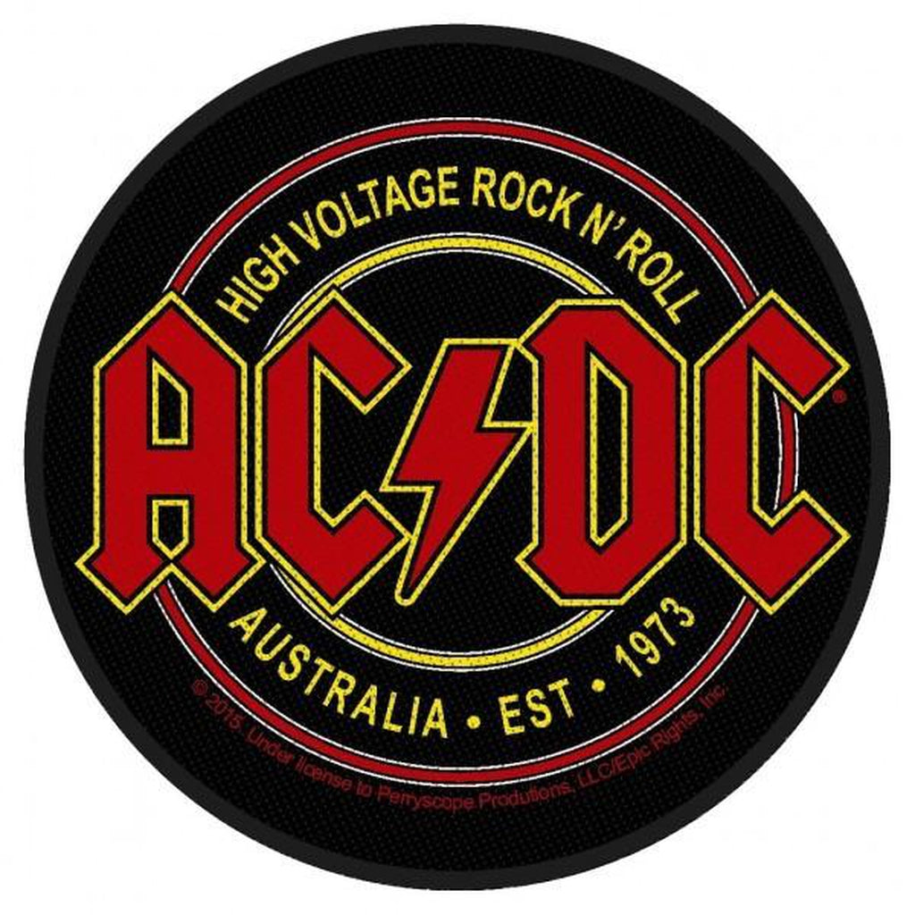 AC/DC - High voltage hihamerkki - Hoopee.fi