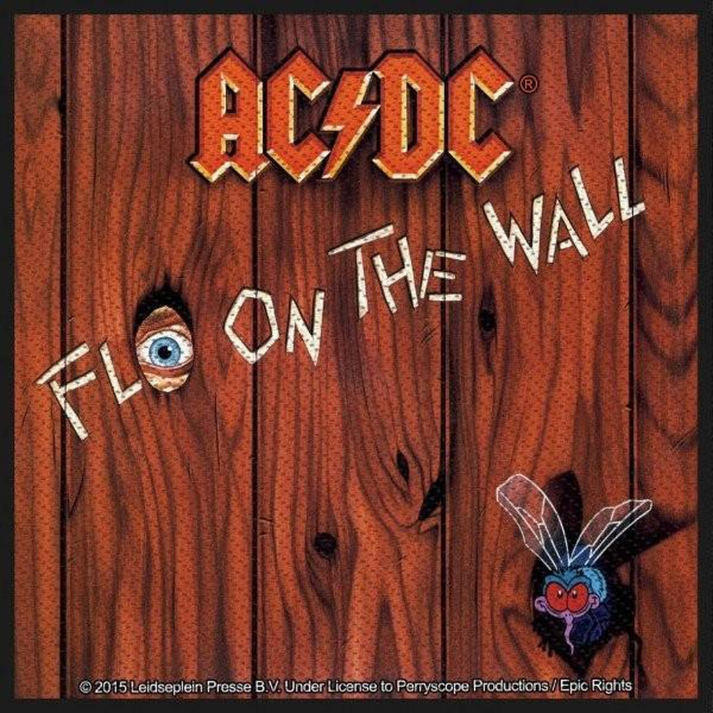 AC/DC - Fly on the wall hihamerkki - Hoopee.fi