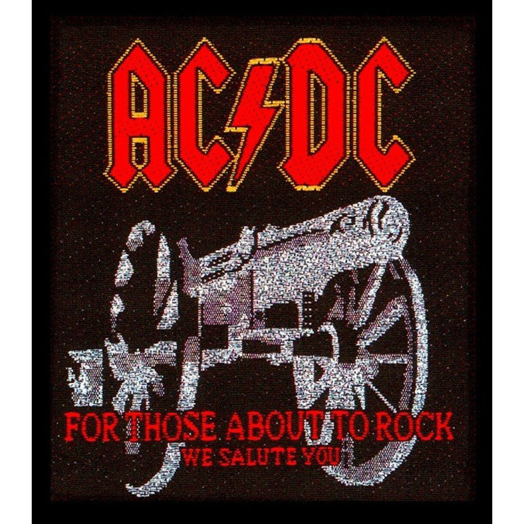 AC/DC - For those about to rock hihamerkki - Hoopee.fi