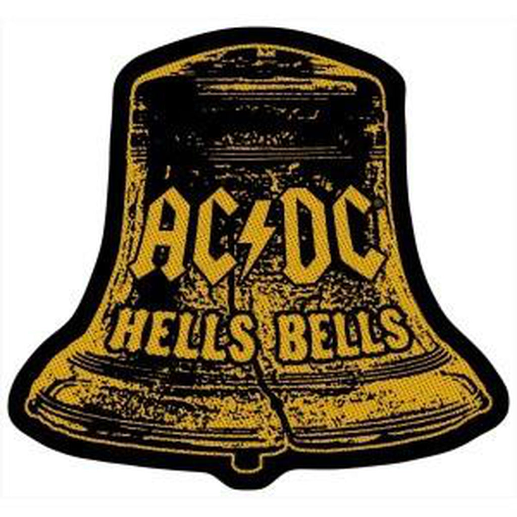 AC/DC - Cut out Hells bell hihamerkki - Hoopee.fi