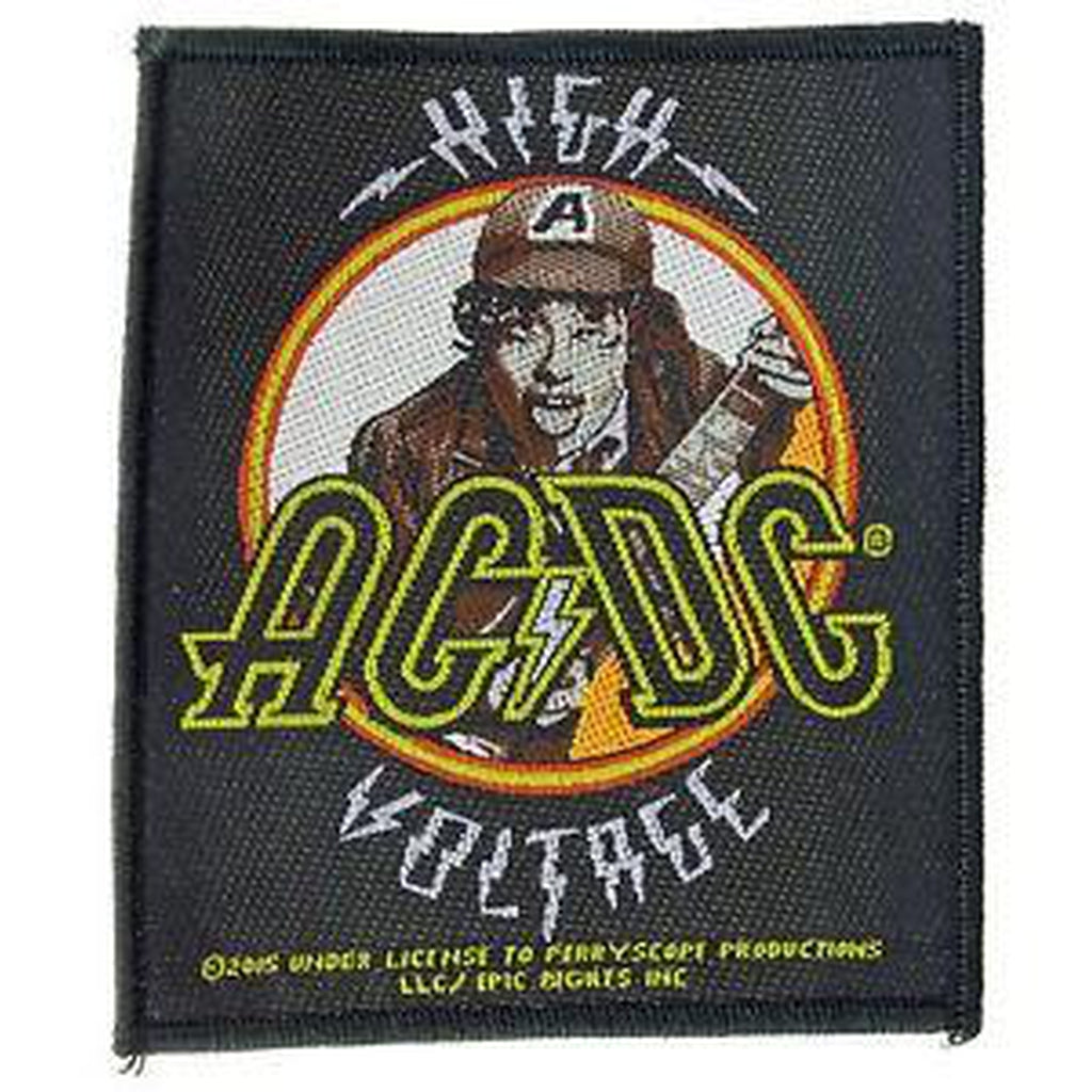 AC/DC - High voltage Angus hihaimerkki - Hoopee.fi