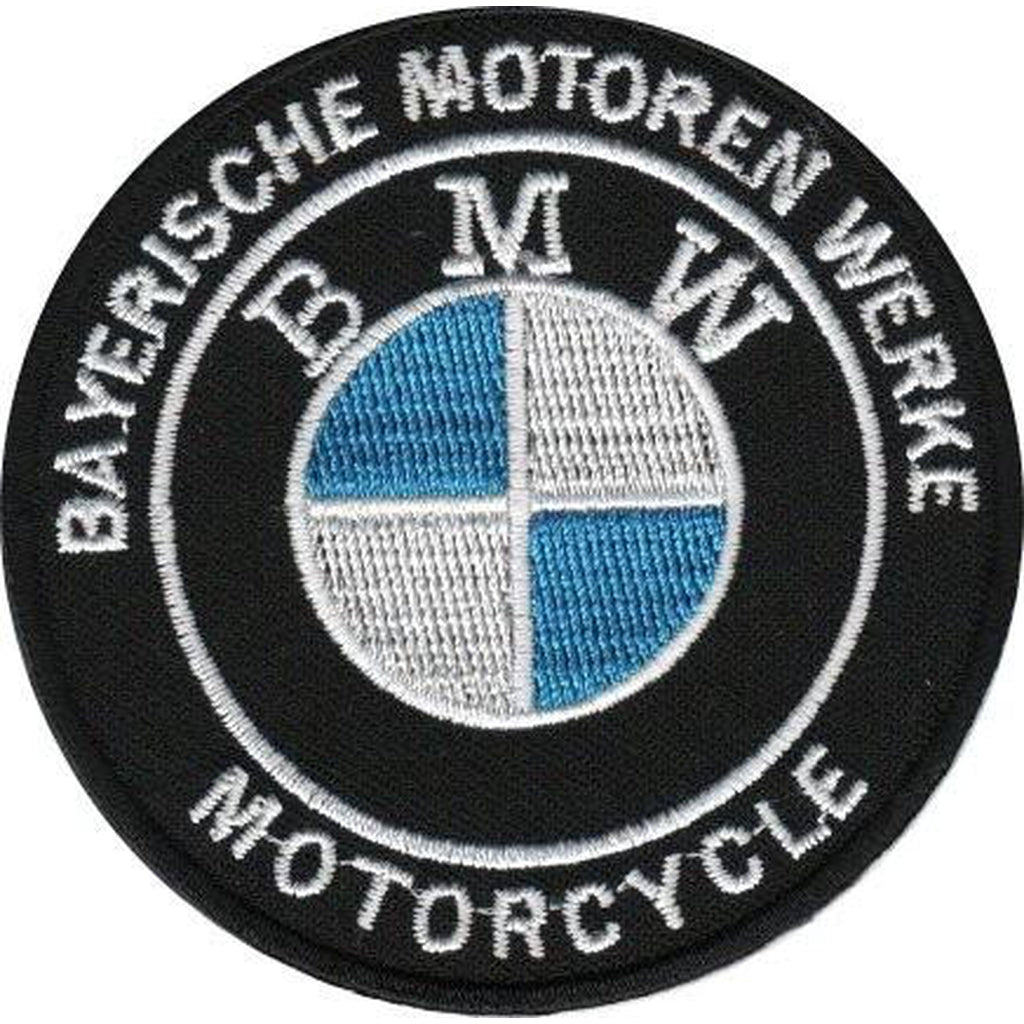BMW motorcycle hihamerkki - Hoopee.fi