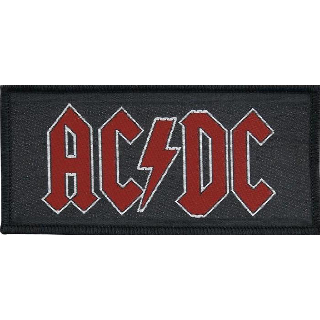AC/DC - Normal logo hihamerkki - Hoopee.fi