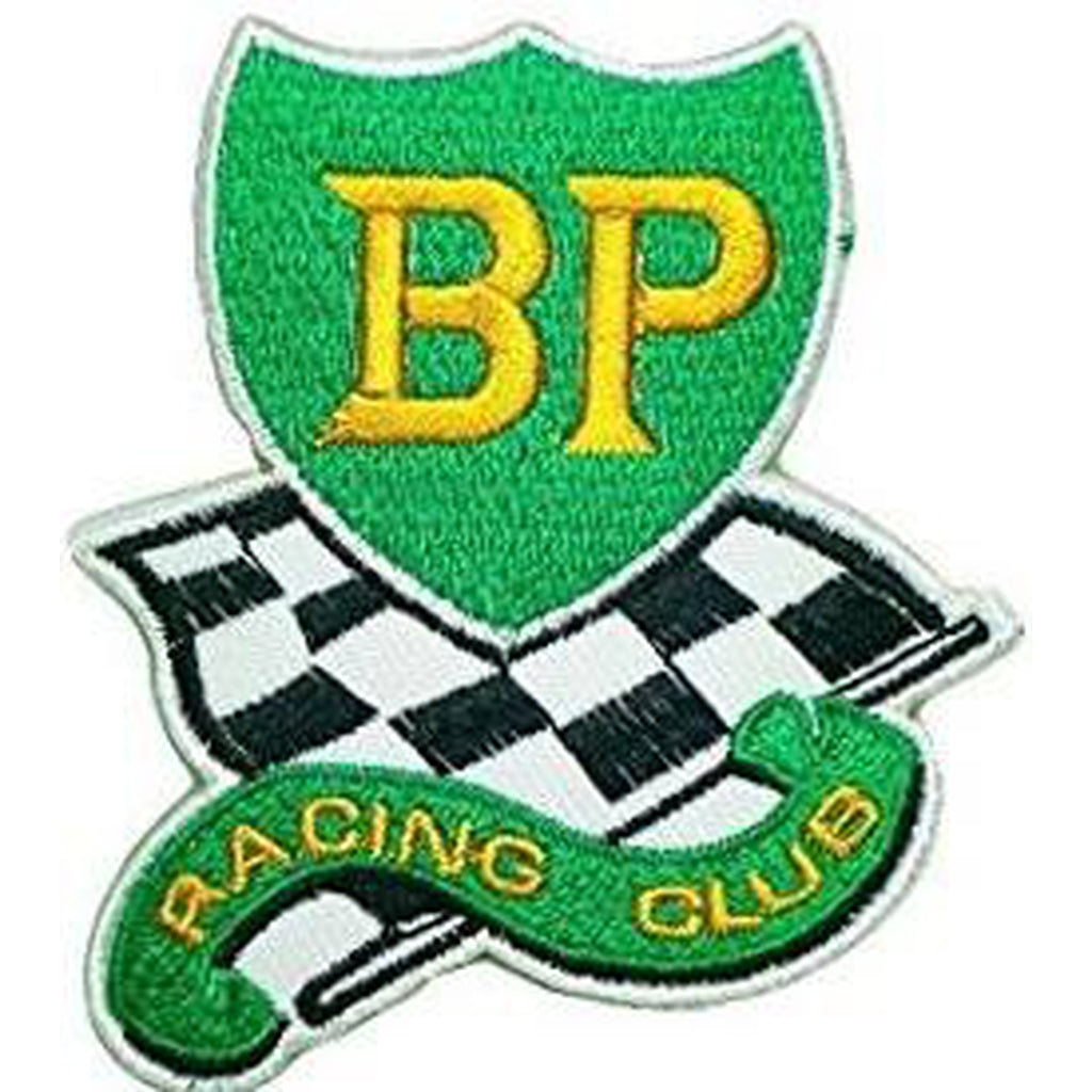 BP Racing Club kangasmerkki - Hoopee.fi
