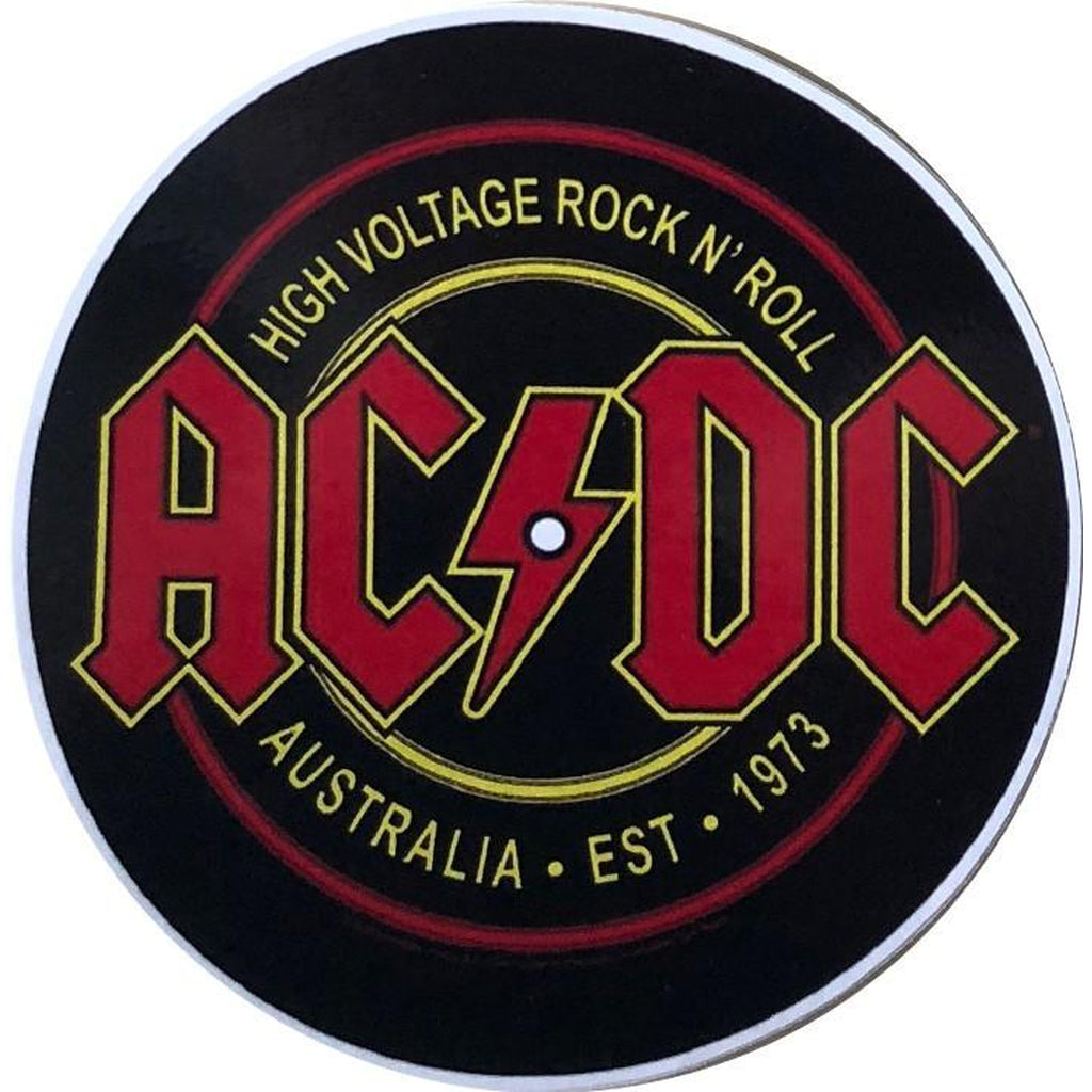 AC/DC - Established 1973 tarra - Hoopee.fi