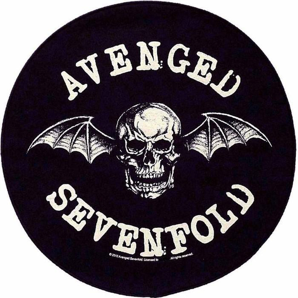 Avenged Sevenfold - Death bat selkämerkki - Hoopee.fi