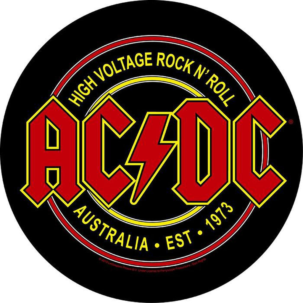 AC/DC - High voltage rock n roll selkämerkki - Hoopee.fi
