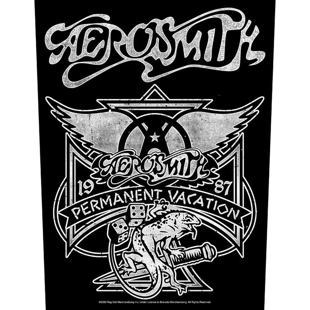 Aerosmith - Permanent vacation selkämerkki - Hoopee.fi