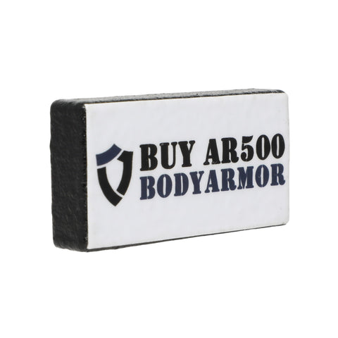 buyar500bodyarmor mounting magnet side view