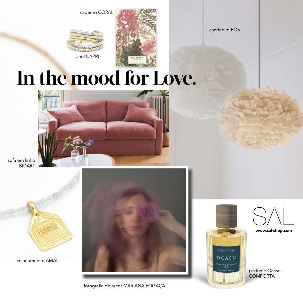 In the mood for Love, romantic style, soft and inspiring environment