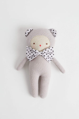 Dream Baby Bear 20cm (Grey) Soft Toy Alimrose