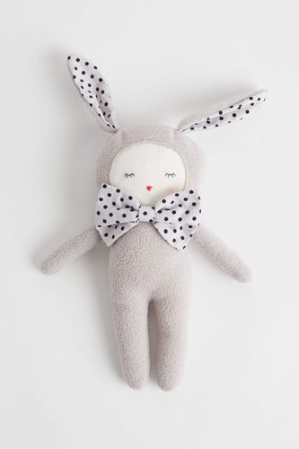 Dream Baby Bunny 20cm (Grey) Soft Toy Alimrose