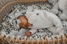 Load image into Gallery viewer, Kushiro Crane Swaddle (120cm x 120cm) Swaddle Pop Ya Tot