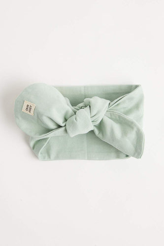 Organic Cotton Headband (Aqua Foam) Headband Our Joey