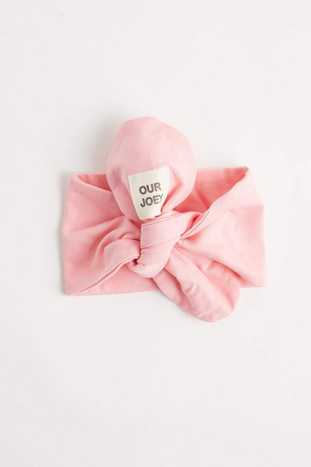 Organic Cotton Headband (Dusty Pink) Headband Our Joey
