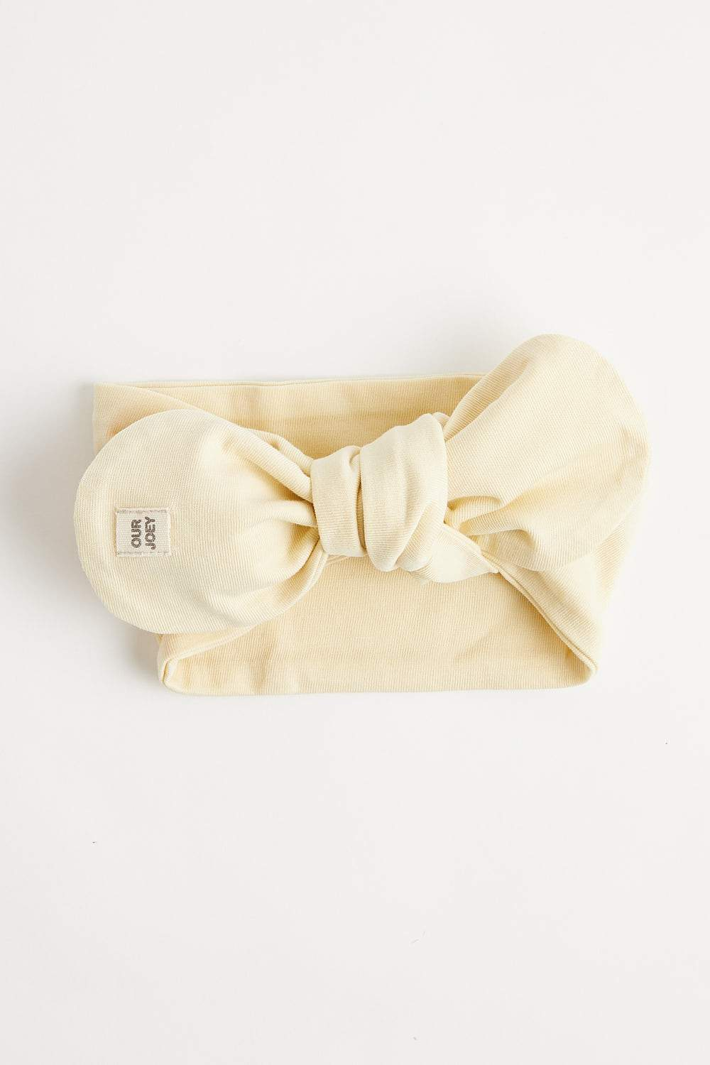 Organic Cotton Headband (Pear) Headband Our Joey