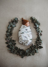 Load image into Gallery viewer, Organic Muslin Wrap (120cm x 120cm - Alpha) Muslin Snuggle Hunny Kids
